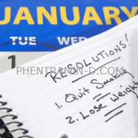 New Year's Health Resolutions 2020