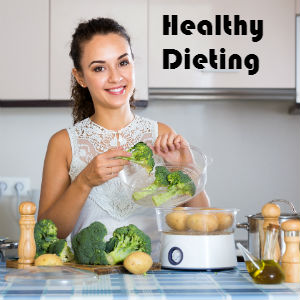 What Healthy Dieting Really Looks Like
