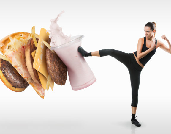 kick the fast food habit fast