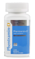 Phentramin-D Diet Pills Bottle