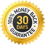 Phentramin-D 30 Day Money Back Guarantee Seal