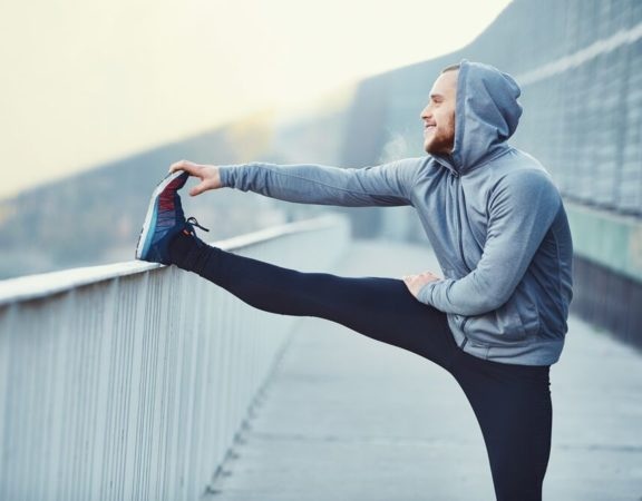 Healthy Outdoor Exercise